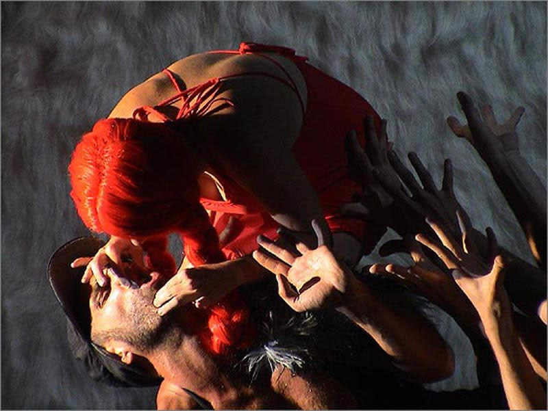 Cappuccetto Rosso Lenz Fondazione